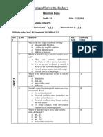 Question Bank _EC-208_Programming Concepts