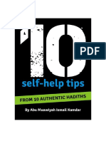 10 Hadiths on Self-help pdf