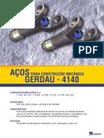 Gerdau - 4140