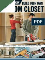 Build Your Own Custom Closet - Gillett Cole