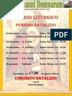 orario servizio liturgico-natale2016