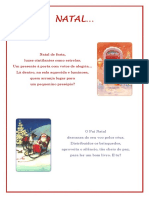 Poesia Sobre o Natal