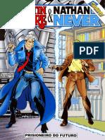 Martin Mystere & Nathan Never - 01 - Prisioneiro Do Futuro