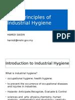 Industrial Hygiene Programme