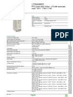 PTC Thermistor Relay LT3_LT3SA00ED