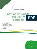 Polar Code Solas and Marpol
