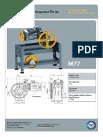Montanari 1page ProductSheet M77 v5