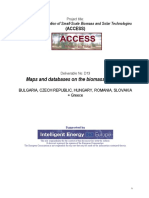 Biomass Maps Databases