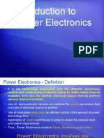 Introdiction to Power Electronics