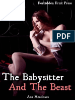 Ana Meadows - The Babysitter & the Beast
