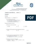 EXAMENES  DE MATEMÁTICA.docx
