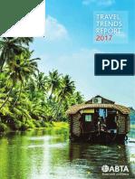 ABTA Travel Trends Report 2017