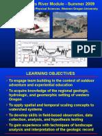 Eisi Deschutes River Module Introduction