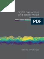 Simanowski(2016)-Digital Humanities and Digital Media