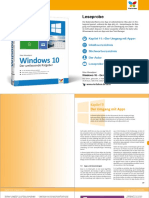 Leseprobe Vierfarben Windows 10 Ratgeber
