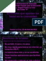 BENEFICIOS DE LA TABLET.pptx