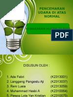 Ipl (Pencemaran Udara) 2