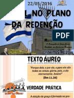 Lição 8 Israel No Plano Da Redenção