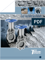 Trueline Knife-Gate Valve Catalogue