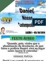 Lição 1 Daniel Nosso Contemporâneo