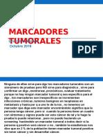 3. MARCADORES TUMORALES, OCTUBRE 2016.pptx