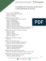 Alcorcón Ordenanza Reguladora de La Tenencia y Protección de Animales Del Ayuntamiento de Alcorcón