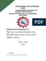 IMFORME DE CARTOGRAFIA 1