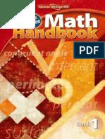 Quick Review Math Handbook, Book 1.pdf
