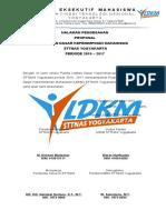 Proposal Latihan Dasar Kepemimpinan Mahasiswa (LDK Mahasiswa)
