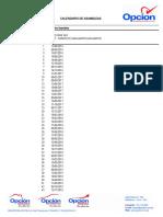 Calendario Asambleas 8126.042.01