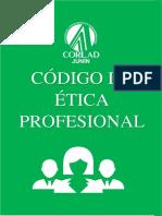 Código de Ética Profesional Del Licenciado en Administración