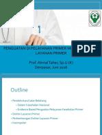 Prof Akmal DLP - Bali 2016