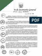 Rsg n 539-2016-Minedu - Cuadro de Horas (Anexo) - NORMA DEL CUADRO DE HORAS 2017