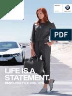 BMW Lifestyle Main 16 18 Katalog Español