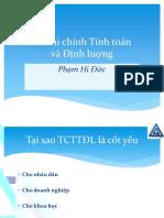 About Quantitative Finance Vietnamese