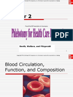 Chapter02 Blood Circulation Function and Composition