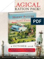 Harry Potter and the Chamber of Secrets Celebration Pack