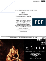 Charpentier - Médée