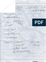 高三微积分作业5