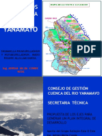 Bienvenidos a La Cuenca Del Yanamayo