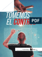 Artículo - Mario Klatich (Tomemos El Control)
