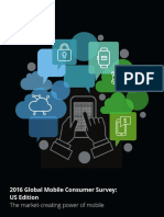 Us Global Mobile Consumer Survey 2016 Executive Summary