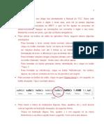Modelo-TCC Artigo Bibliografica