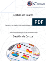 PPT - Gestion de Costos
