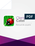 Manual de Usuario Clientes CATEL