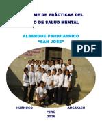 Informe Final de Practicas