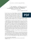 Josephus, The Rabbis, And...Catastrophes. Jewish Quart Revpdf