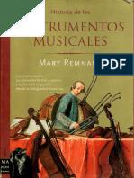 Historia de Los Instrumentos Musicales - Mary Remnant