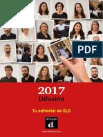 Catalogo Difusion Ele 2017