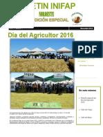 Informativo INIFAP Noroeste Edición Especial Marzo-Abril